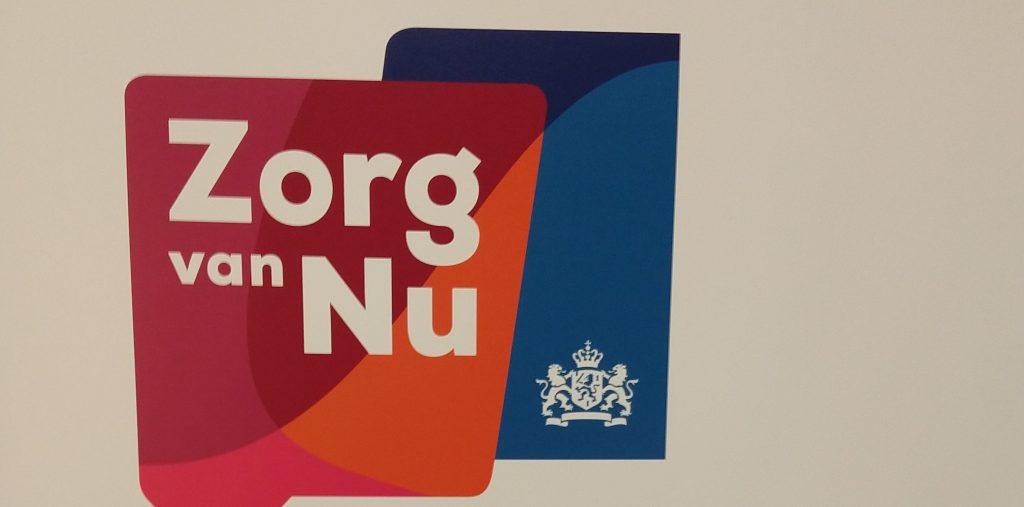 afbeelding van het logo van Zorg van nu
