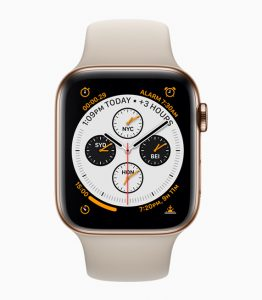 Apple-Watch series 4